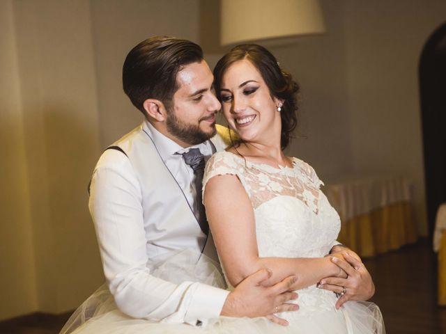 La boda de Joaquín y Esther en Santa Pola, Alicante 204