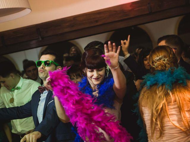 La boda de Joaquín y Esther en Santa Pola, Alicante 216