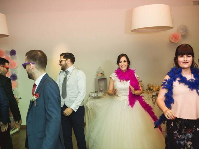 La boda de Joaquín y Esther en Santa Pola, Alicante 217
