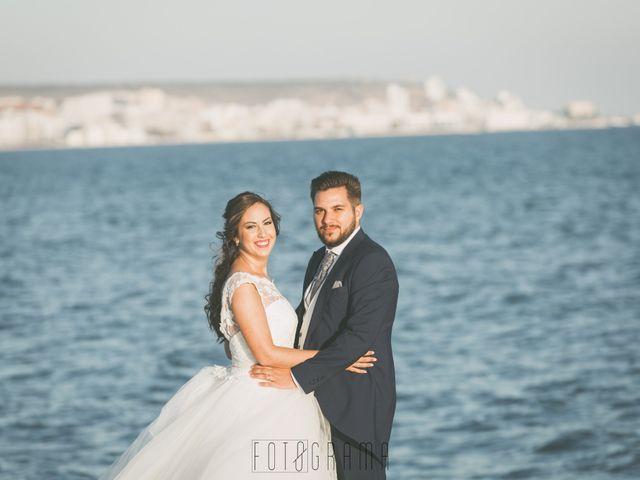 La boda de Joaquín y Esther en Santa Pola, Alicante 223