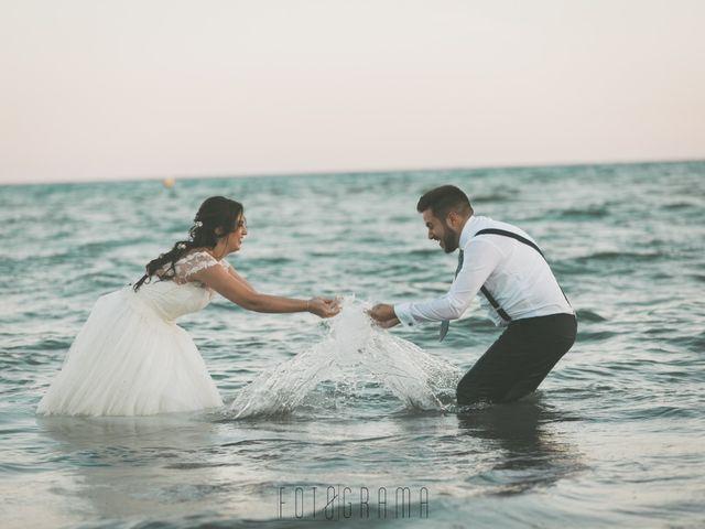 La boda de Joaquín y Esther en Santa Pola, Alicante 226