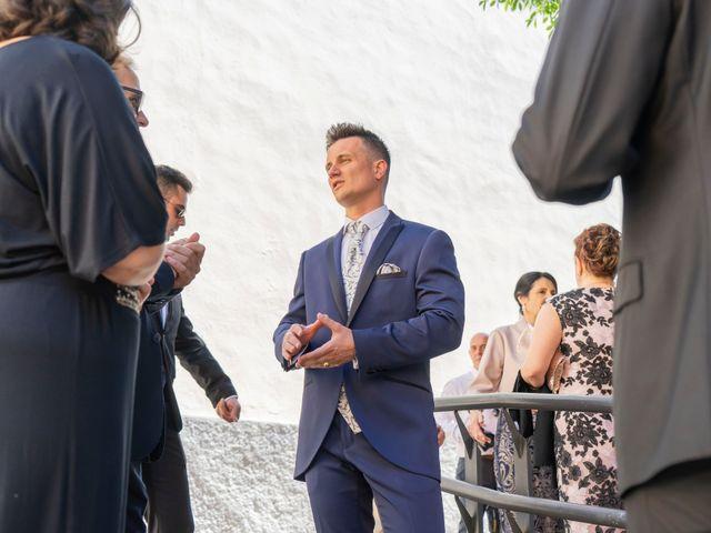 La boda de Angel y Beatriz en Puerto De La Cruz, Santa Cruz de Tenerife 11