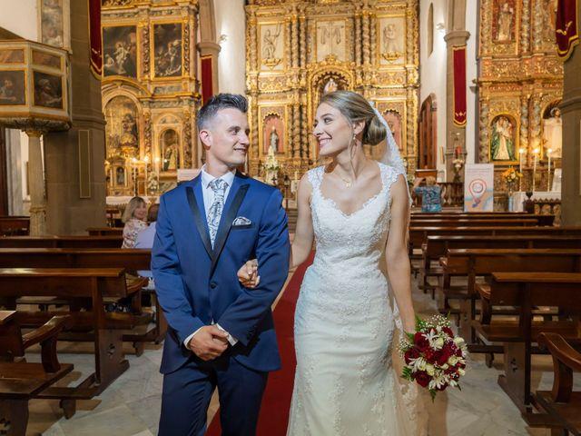 La boda de Angel y Beatriz en Puerto De La Cruz, Santa Cruz de Tenerife 13