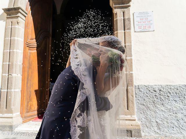 La boda de Angel y Beatriz en Puerto De La Cruz, Santa Cruz de Tenerife 14