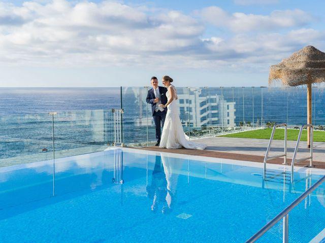 La boda de Angel y Beatriz en Puerto De La Cruz, Santa Cruz de Tenerife 2