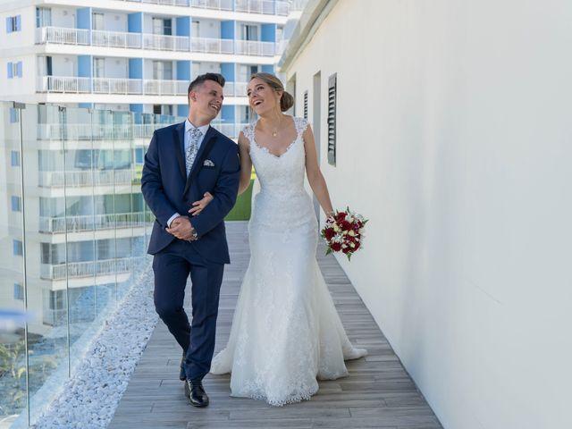 La boda de Angel y Beatriz en Puerto De La Cruz, Santa Cruz de Tenerife 34