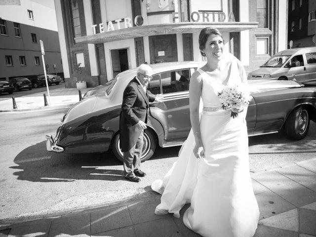 La boda de Martín y Macarena en Algeciras, Cádiz 22