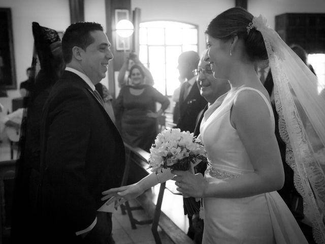 La boda de Martín y Macarena en Algeciras, Cádiz 26