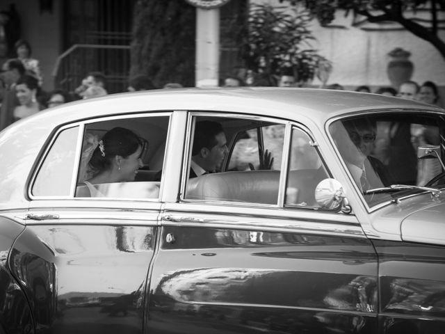 La boda de Martín y Macarena en Algeciras, Cádiz 36