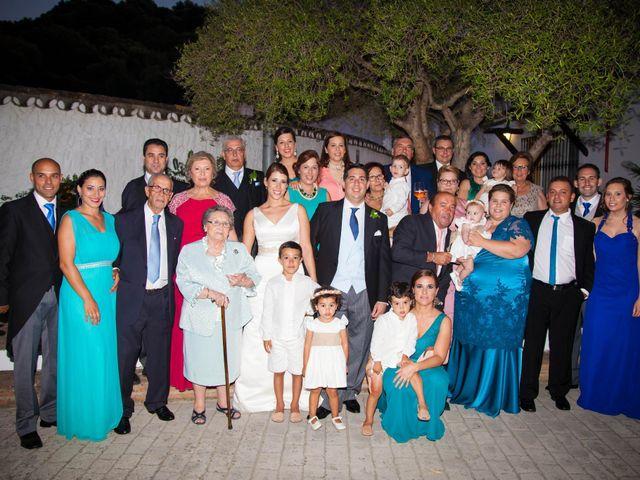 La boda de Martín y Macarena en Algeciras, Cádiz 43