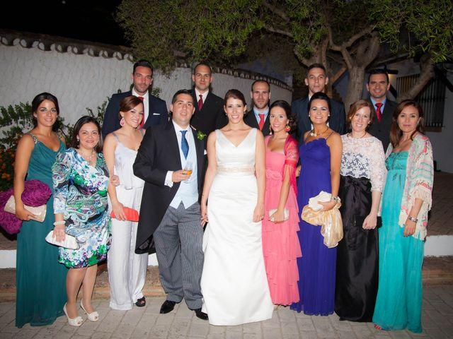 La boda de Martín y Macarena en Algeciras, Cádiz 44