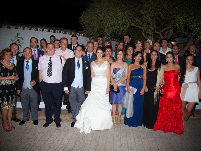La boda de Martín y Macarena en Algeciras, Cádiz 46