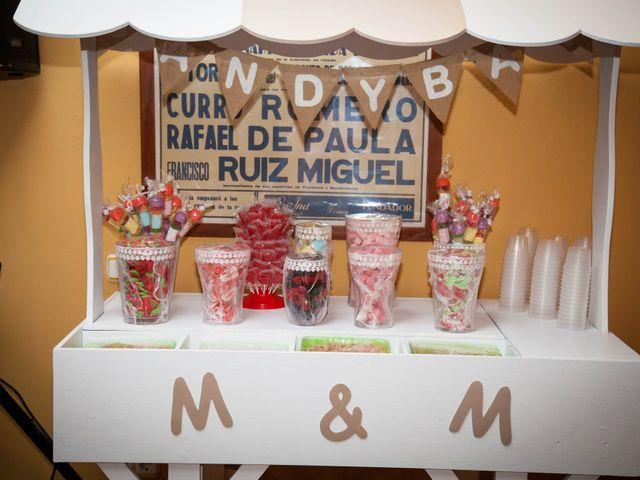 La boda de Martín y Macarena en Algeciras, Cádiz 55