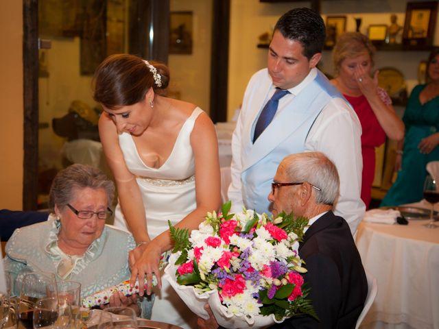 La boda de Martín y Macarena en Algeciras, Cádiz 66