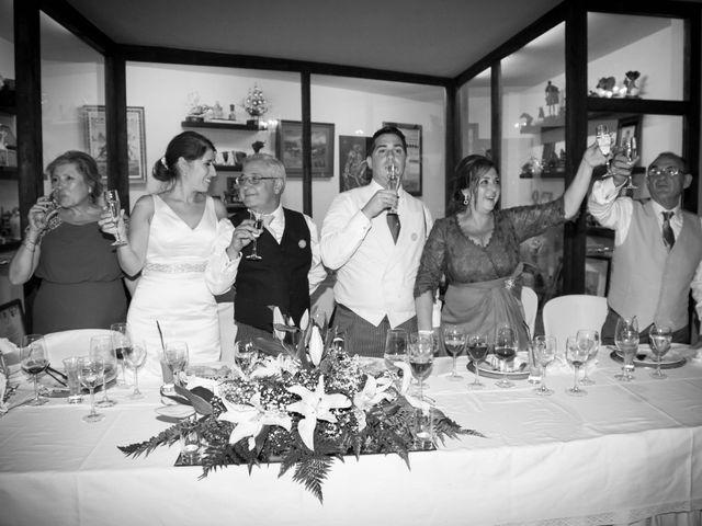 La boda de Martín y Macarena en Algeciras, Cádiz 78