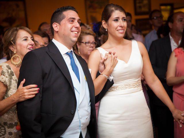 La boda de Martín y Macarena en Algeciras, Cádiz 82