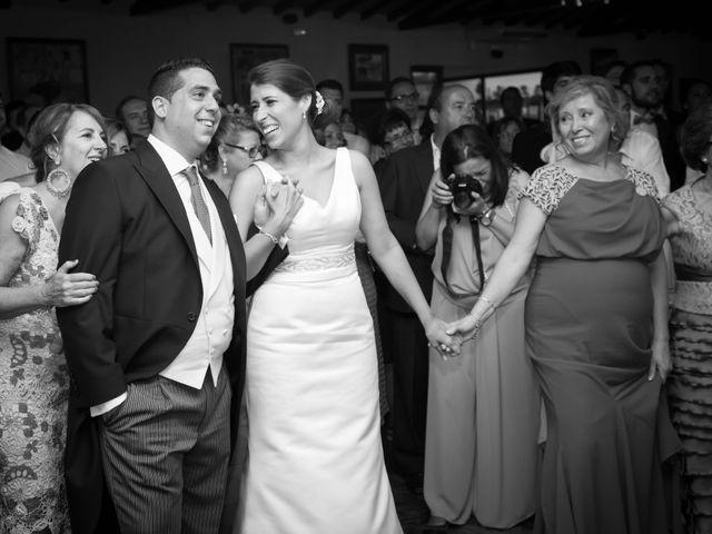 La boda de Martín y Macarena en Algeciras, Cádiz 83