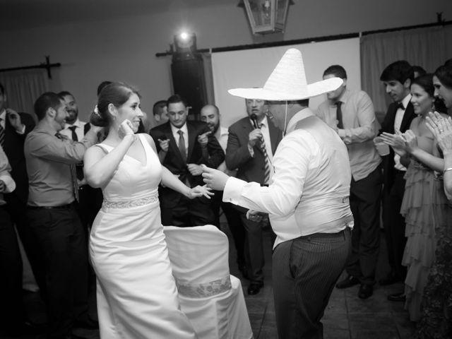 La boda de Martín y Macarena en Algeciras, Cádiz 92