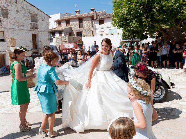 La boda de Jose y Marta en Onda, Castellón 65