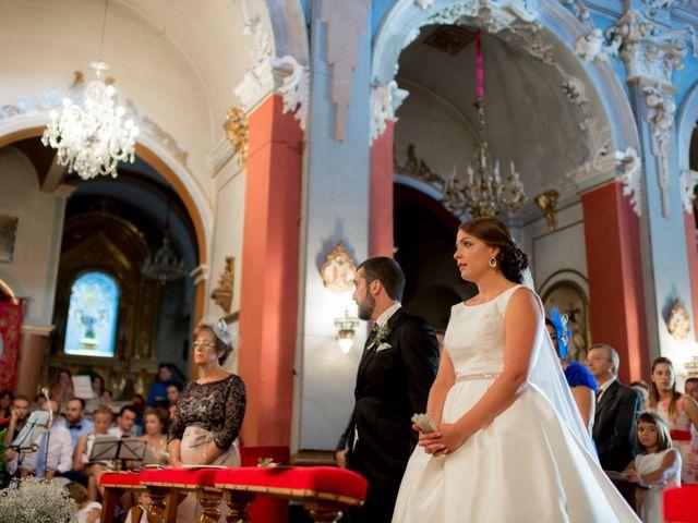 La boda de Jose y Marta en Onda, Castellón 66