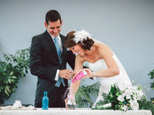La boda de Mónica y Juan Antonio
