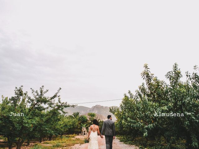 La boda de Juan y Almudena en Cieza, Murcia 1