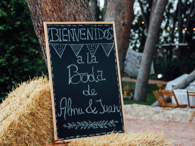 La boda de Juan y Almudena en Cieza, Murcia 2