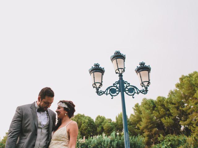 La boda de Juan y Almudena en Cieza, Murcia 6