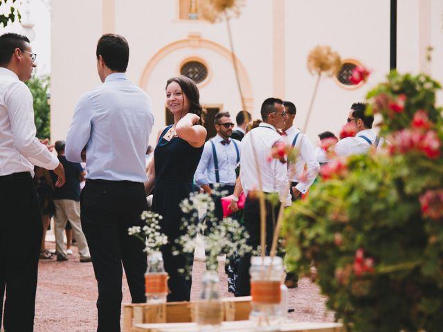 La boda de Juan y Almudena en Cieza, Murcia 7