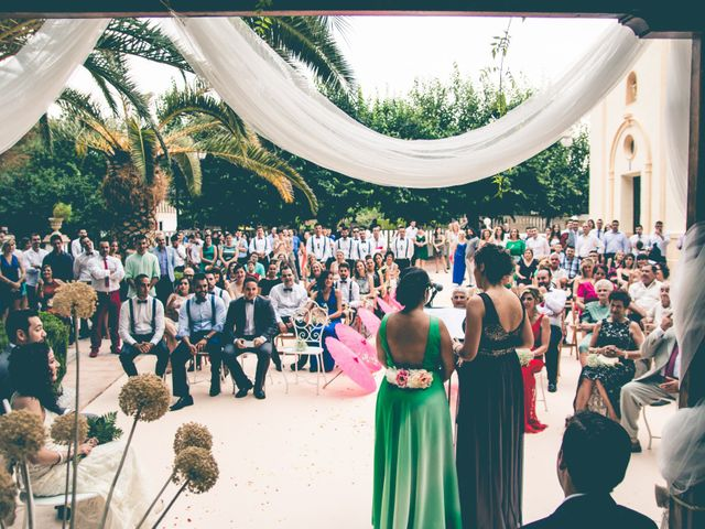 La boda de Juan y Almudena en Cieza, Murcia 14