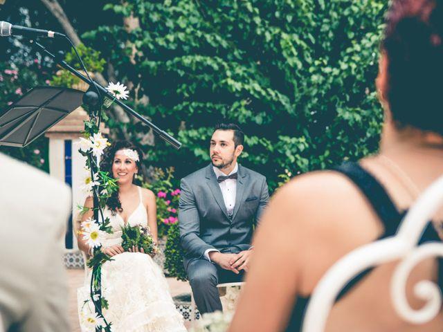 La boda de Juan y Almudena en Cieza, Murcia 16