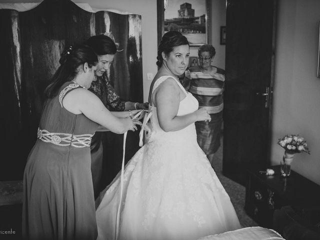 La boda de Roberto y Amparo  en Ciudad Rodrigo, Salamanca 8