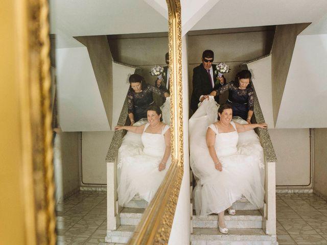 La boda de Roberto y Amparo  en Ciudad Rodrigo, Salamanca 13