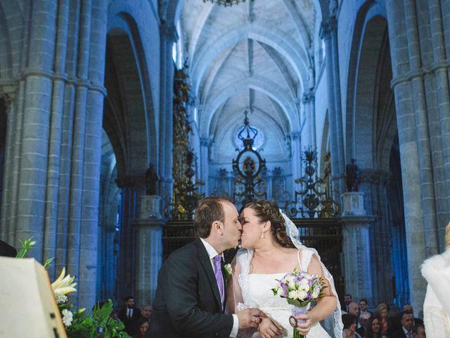La boda de Roberto y Amparo  en Ciudad Rodrigo, Salamanca 17