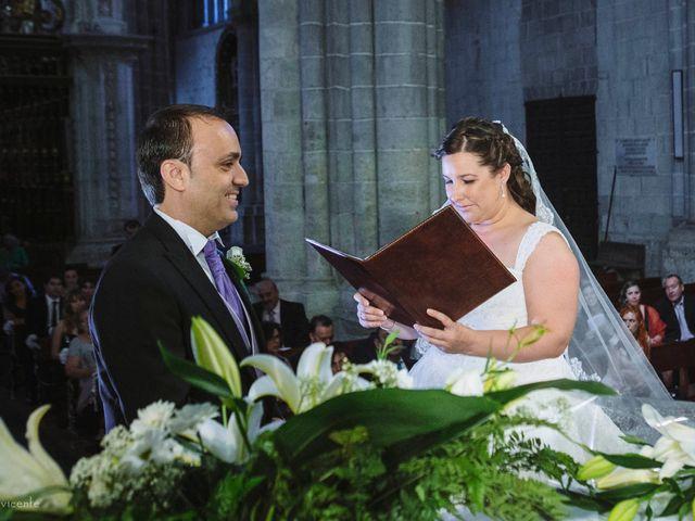 La boda de Roberto y Amparo  en Ciudad Rodrigo, Salamanca 20