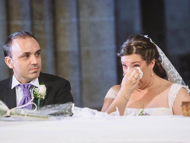 La boda de Roberto y Amparo  en Ciudad Rodrigo, Salamanca 21