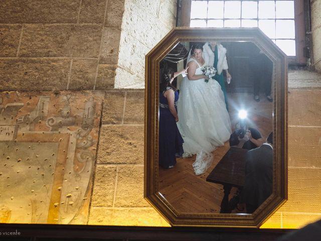 La boda de Roberto y Amparo  en Ciudad Rodrigo, Salamanca 22