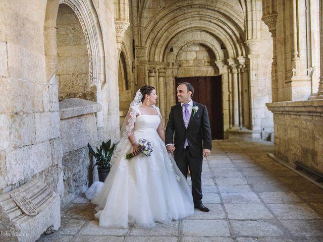 La boda de Roberto y Amparo  en Ciudad Rodrigo, Salamanca 29