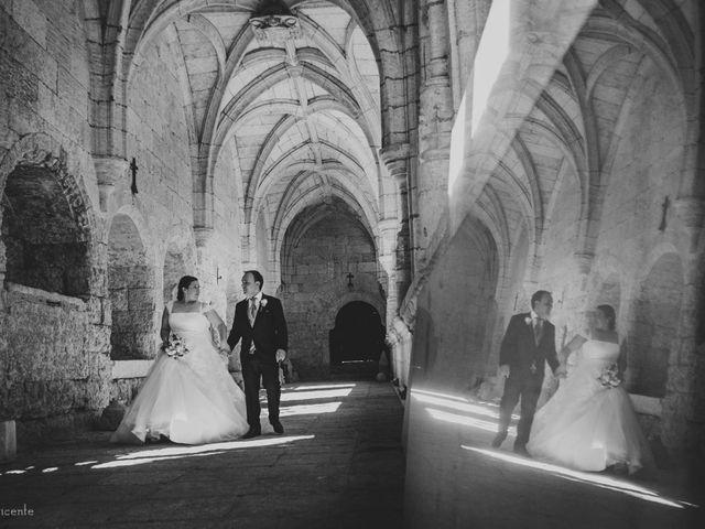 La boda de Roberto y Amparo  en Ciudad Rodrigo, Salamanca 32