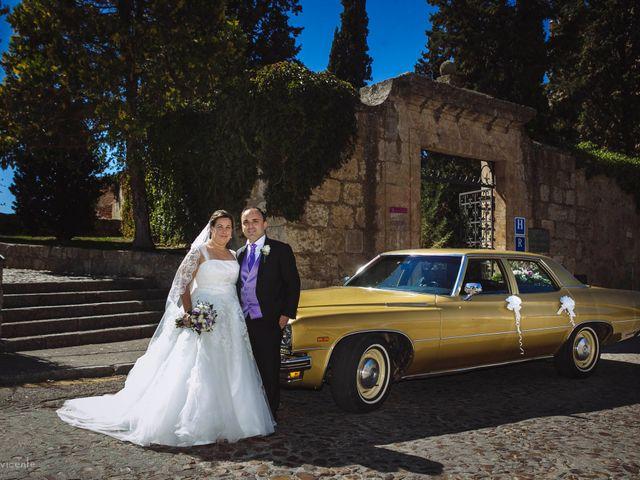 La boda de Roberto y Amparo  en Ciudad Rodrigo, Salamanca 36