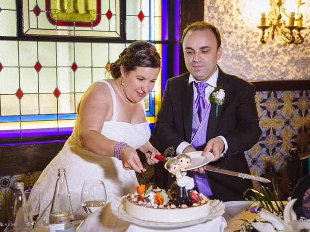 La boda de Roberto y Amparo  en Ciudad Rodrigo, Salamanca 53