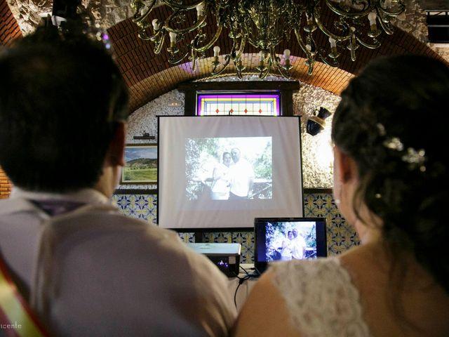 La boda de Roberto y Amparo  en Ciudad Rodrigo, Salamanca 54
