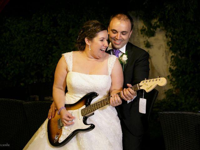 La boda de Roberto y Amparo  en Ciudad Rodrigo, Salamanca 1