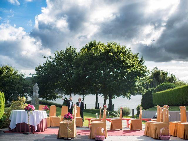 La boda de Roberto y Sonia en Abegondo, A Coruña 1