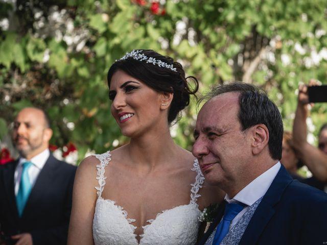 La boda de Jesús y Beatriz en Chiclana De La Frontera, Cádiz 12