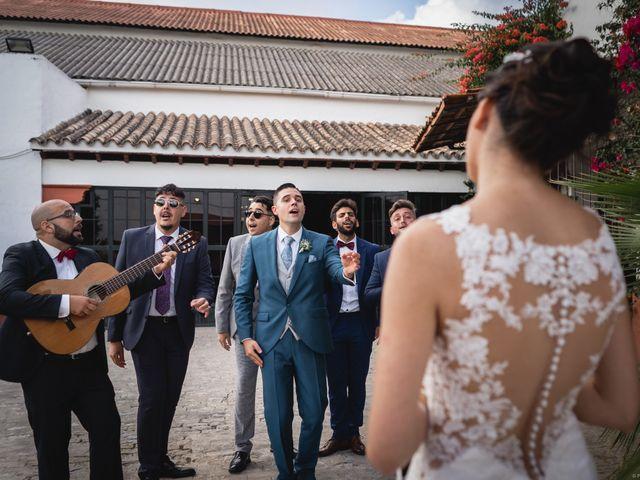 La boda de Jesús y Beatriz en Chiclana De La Frontera, Cádiz 13