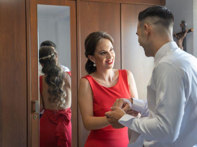 La boda de Lourdes y Yassin en Alhaurin De La Torre, Málaga 2