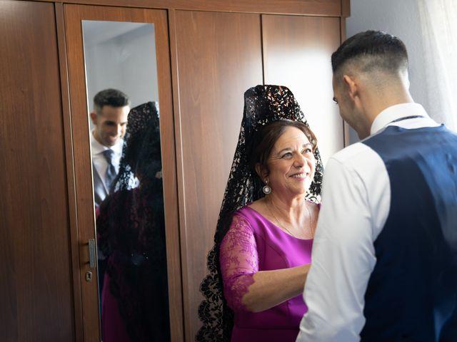 La boda de Lourdes y Yassin en Alhaurin De La Torre, Málaga 6