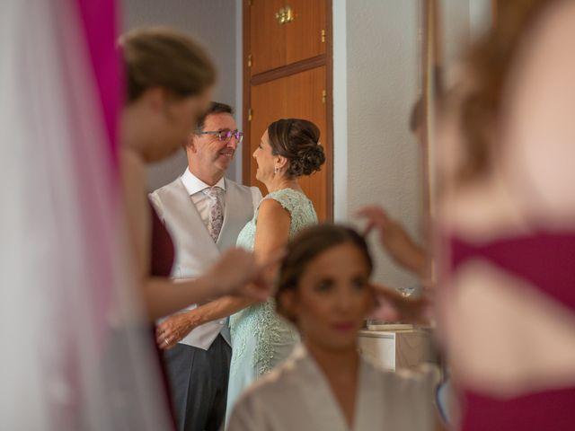 La boda de Lourdes y Yassin en Alhaurin De La Torre, Málaga 11