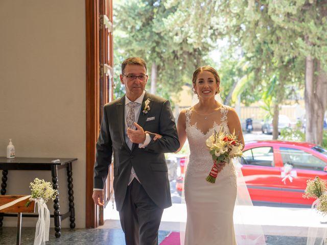 La boda de Lourdes y Yassin en Alhaurin De La Torre, Málaga 23